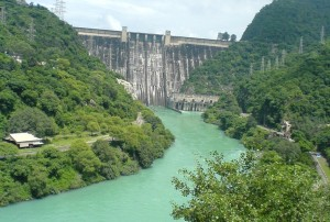 The Bhakra-Nagal Dam