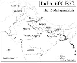 Mahajanapadas of Ancient-India