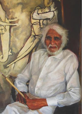 Maqbool Fida Husain Indias Best Art Maestro And Also Known As Picasso Of India By The Forbes Magazines 20th Century Most Celebrated At