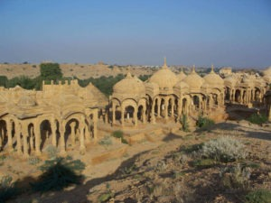Jaisalmer_fort_in the_desert