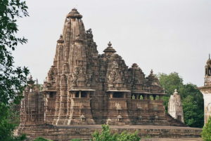 khajuraho_Temples_Image from_front_side