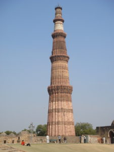 Qutub_Minar_Image from_front_side