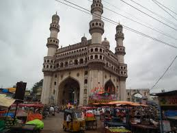 Char_Minar_Image from_front_side