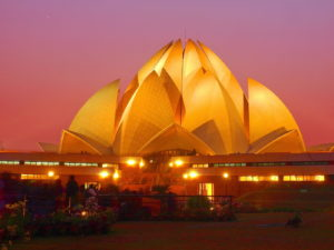 "<img src="" Lotus-Temple.jpg"" alt=""image of Lotus-Temple richest temple in india "">"