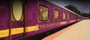"""<img src=""""golden-chariot.jpg"""" alt=""""the golden chariot the Luxurious and Expensive Trains in India"""">"""