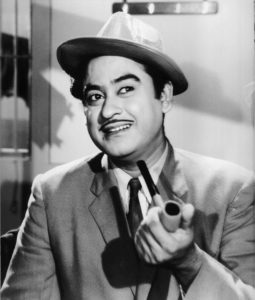 Kishor Kumar is a Bollywood Singers