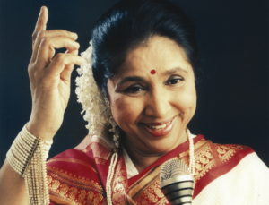 Asha Bhosle is a famous Bollywood Singers