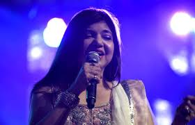 Alka Yagnik is a Bollywood Singer