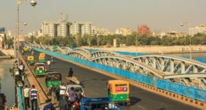 Ahmedabad gets 5th spot in the list of most populated cities of India.