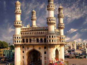 Hyderabad ranks 4th in the list of most populated cities of India