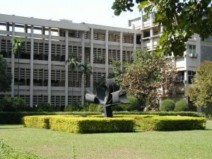 Main Building of IIT Bombay