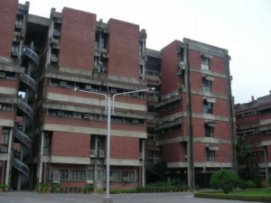 Faculty Building IIT Kanpur