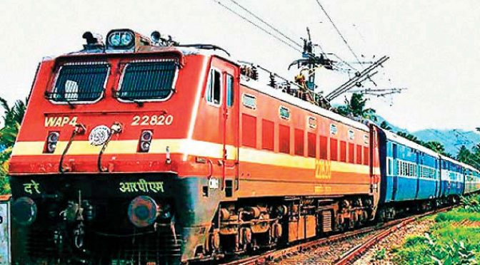 The longest railway routes in India