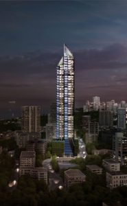 Lodha Altamount project based in Mumbai