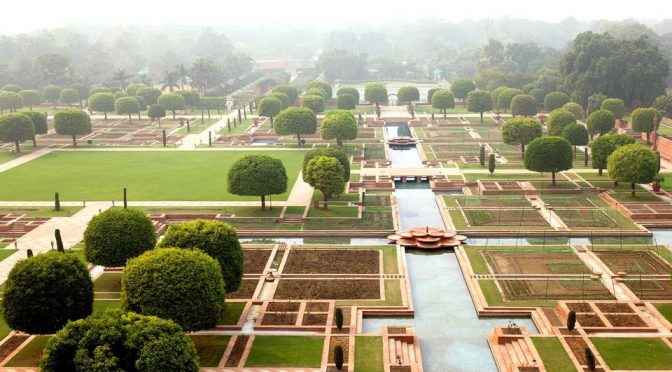 12 Famous And Most Beautiful Mughal Gardens in India