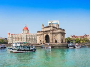 Mumbai ranks first in the list of most populated cities of India.