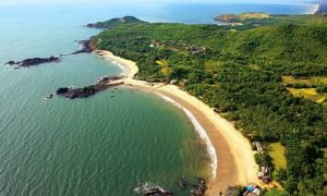 Beautiful beach of Gokarna.