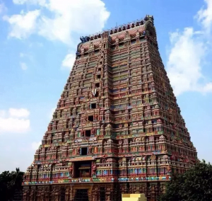 Sri Ranganthaswamy Temple in Tamil Nadu