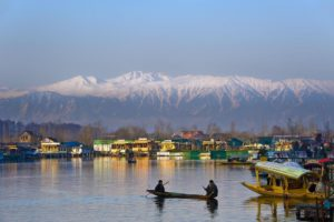 Srinagar is the capital of Jammu and Kashmir