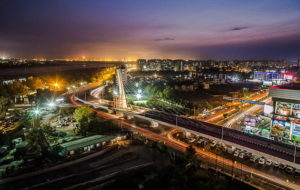 Surat is the eighth largest populated city of India