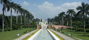Yadavindra Gardens is also known as Pinjore Gardens.