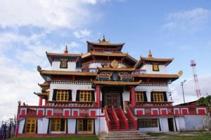 Magnificent Kalimpong Monastery