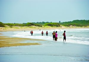 Ahemadpur and Mandvi beach