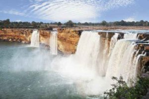 Beautiful Chitrakot Falls