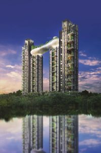 Finest integrated township project in Kolkata
