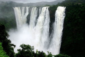 Beautiful Jog Falls