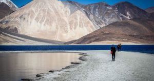 Ladakh is famous for mesmerising views and scenic beauty.