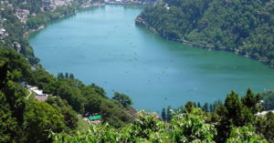 Nainital is famous for lakes.
