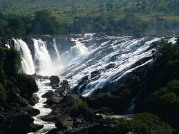 Beautiful Shivanasamudra Falls