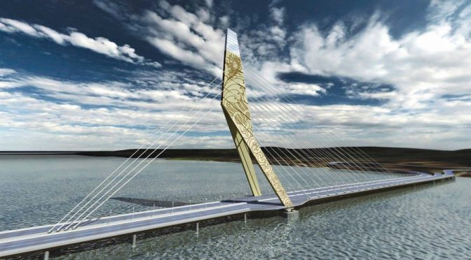 Conceptual Bridge on Yamuna