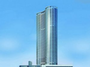Tallest world one tower, Lodha World Crest