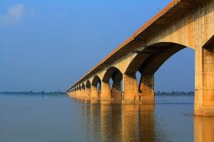 Beautifully Constructed Mahatma Gandhi Setu
