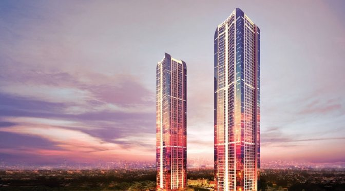 luxurious ICC Towers