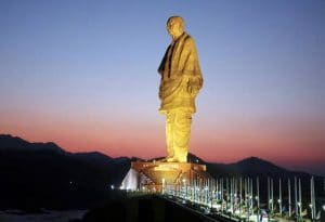 Statue of Sardar Vallabhbhai Patel