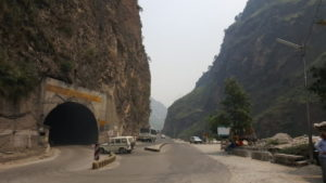 Aut Tunnel in Himachal Pradesh