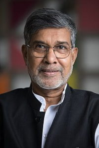 present photo of Kailash Satyarthi