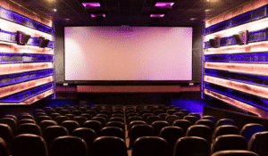 Luxurious 16-screen theatre
