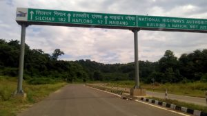 NH 27, highway