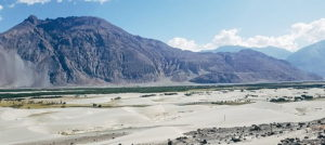 Nubra valley, Kashmir