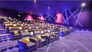 Inside the theatre of PVR