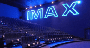IMAX screen, PVR