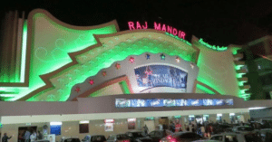 Royal themed cinemas
