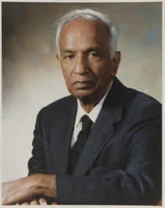 Nephew of CV Raman, Chandrasekhar