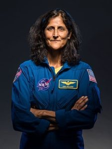 Portrait of Sunita Williams