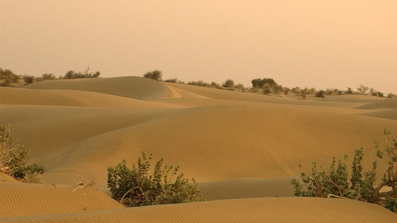10 Biggest and popular Deserts in India.