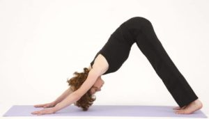 Adho Mukha Svanasana is one of the most necessary poses to be practised in the morning.